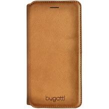 Bugatti Booklet Case Prigi for iPhone 7 cognac