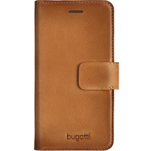 Bugatti Booklet Case Zurigo for iPhone 6/6s cognac