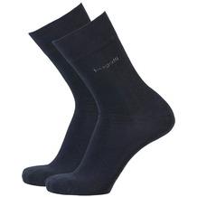 Bugatti Socken 2er-Pack dunkelblau 39-42