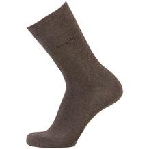 Bugatti basic socks braun mel, 39-42