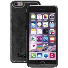 Bugatti ClipOnCover Leather Modena iPhone 6/6S, raven