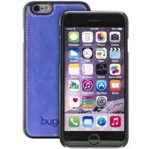 Bugatti ClipOnCover Leather Modena iPhone 6/6S, sapphire