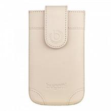 Bugatti SlimCase London - Universal - Size 2XL - ivory