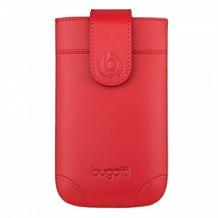 Bugatti SlimCase London - Universal - Size M - red