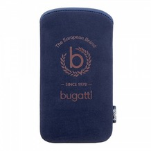 Bugatti SlimCase Tallinn Size ML, blau