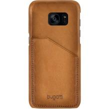 Bugatti Snap Case Londra for Galaxy S8 cognac