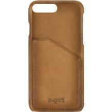 Bugatti Snap Case Londra for iPhone 7 Plus cognac