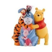 Bullyland 12222 - Spardose: Winnie und seine Freunde