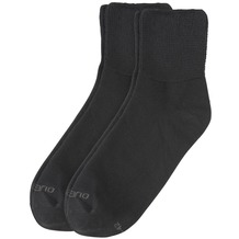 Camano Quarter - super soft 05 black 2 Paar 5914 43-46