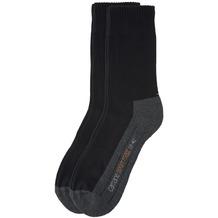 Camano Sport Socken 05 black 2 Paar 5942 39-42
