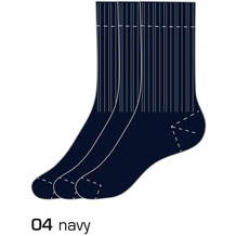 Camano Work Socks 04 navy 3 Paar 3406 39/42