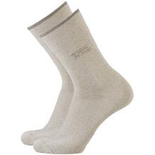 Camel active Socken 2er-Pack beige 39-42