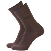 Camel active Socken 2er-Pack dunkelbraun 47-50