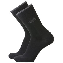 Camel active Socken 2er-Pack schwarz 47-50