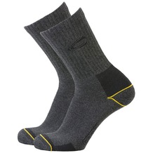 Camel active Stiefelsocken 2er-Pack anthrazit 43-46