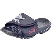 Capt'n Sharky Capt´n Sharky PU-Badepantolette schwarz 28
