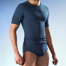 Ceceba Jacke 1/2 Arm marine-jeans-melange 5