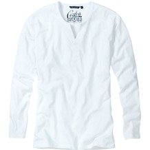 Ceceba O-Shirt, 1/1Arm weiss 48/S