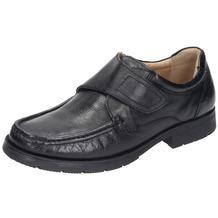 Comfortabel Herren Slipper schwarz 41