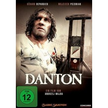 Concorde Home Danton, DVD