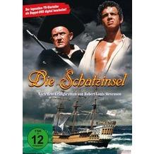 Concorde Home Die Schatzinsel, DVD