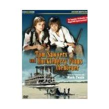Concorde Home Tom Sawyers und Huckleberry Finns Abenteuer, DVD