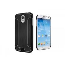 Cygnett HardCase UrbanShield Aluminium Samsung Galaxy S4, schwarz