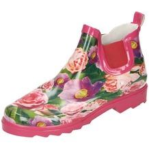 Damen Regenstiefel pink 36