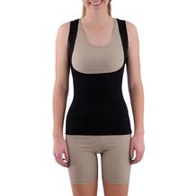 Delfin Spa Fitness-Tankini mit Wärme-Effekt - aus Neopren mit Biokeramik, black XS (34/36)