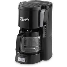Delonghi De Longhi Glas-Kaffeemaschine ICM 15240  schwarz