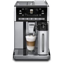 Delonghi De Longhi Kaffee-Vollautomat Prima Donna Exclusive ESAM 6900.M  Silber/Edelstahl