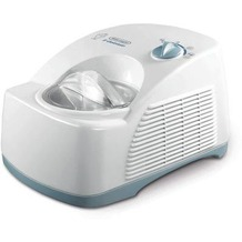 Delonghi ICK5000 Eismaschine 1,2 L, weiß