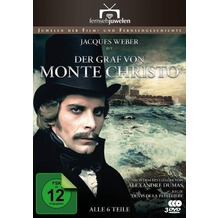 Der Graf von Monte Christo, DVD