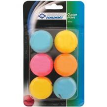 Donic Schildkröt Tischtennisball Color Popps