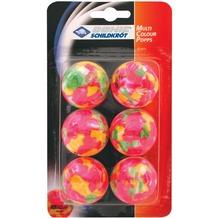Donic Schildkröt Tischtennisball Multicolor Popps
