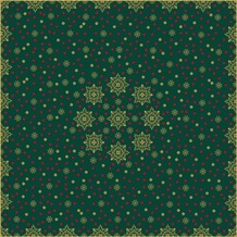 Duni Duni Mitteldecke X-Mas Deco Green 84 x 84 cm