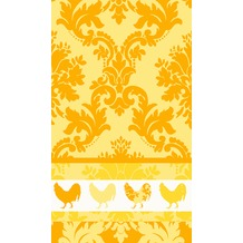 Duni Tischdecken aus Dunicel 138 x 220 cm Chicken Fun