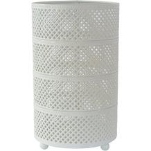 Duni Metall-Kerzenhalter Stella weiß, 200 x 120 mm, 1 Stück