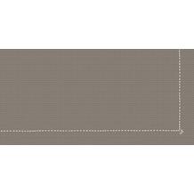 Duni Mitteldecken aus Dunicel Knitting grey, 84 x 84 cm, 20 Stück