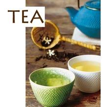 Duni Cocktail-Servietten 3lagig Zelltuch Motiv Tea, 24 x 24 cm, 250 Stück