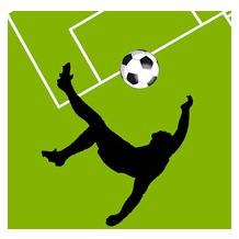 Duni Servietten Tissue  33 x 33 cm Motiv 3-lagig 20 Stück Football