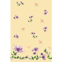 Duni Tischdecke aus Dunicel 120 x 180 cm Motiv 1 Stück Dariella Cream