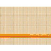 Duni Tischsets aus Dunicel Motiv Morning Sun, 30 x 40 cm, 100 Stück