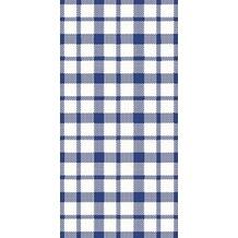 Duni Zelltuch-Servietten 40 x 40 cm 3 lagig 1/8 Falz Giovanni blue, 250 Stück