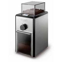 Delonghi KG89 Professionelle Kaffeemühle silber