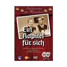 Ein Kapitel für sich (Sternstunden des Fernsehens) DVD