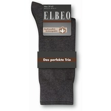 ELBEO 3er Socke Herren Cotton anthr.mel,anthr 43-46