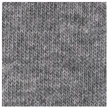 ELBEO Pure Cotton Socke Herren grau meliert 47-50