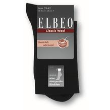 ELBEO Sensitive Classic Wool m schwarz 39-42