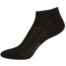 ELBEO Sneaker Breathable Herren Bamboo schwarz 39-42